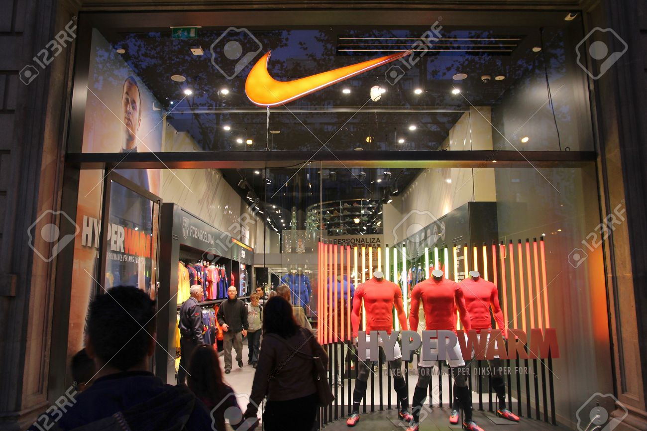 nike magasin