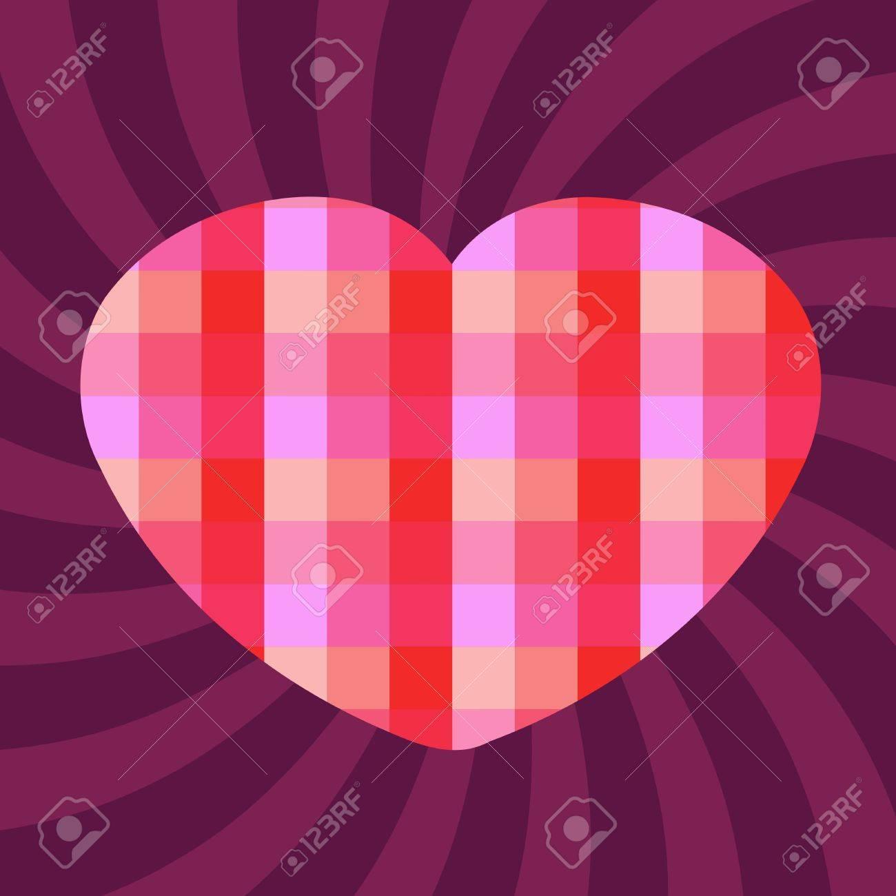 Romantische Feier Hintergrund Fur Den Valentinstag Herz Und