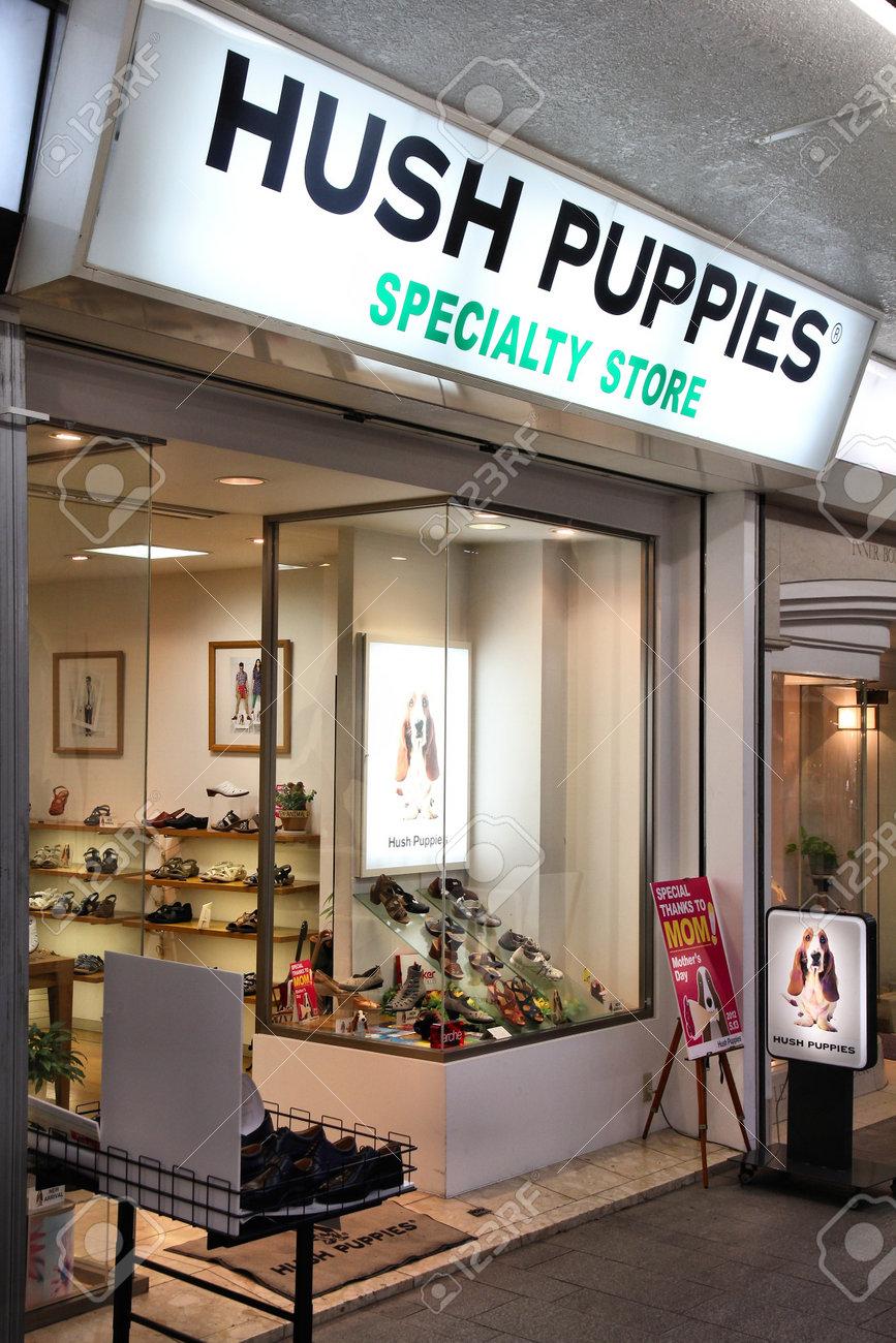 hush puppies store locations
