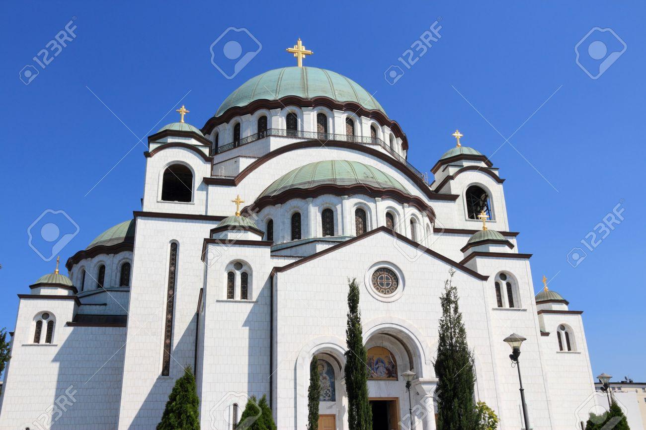 ベオグラード、セルビア - 聖サ...