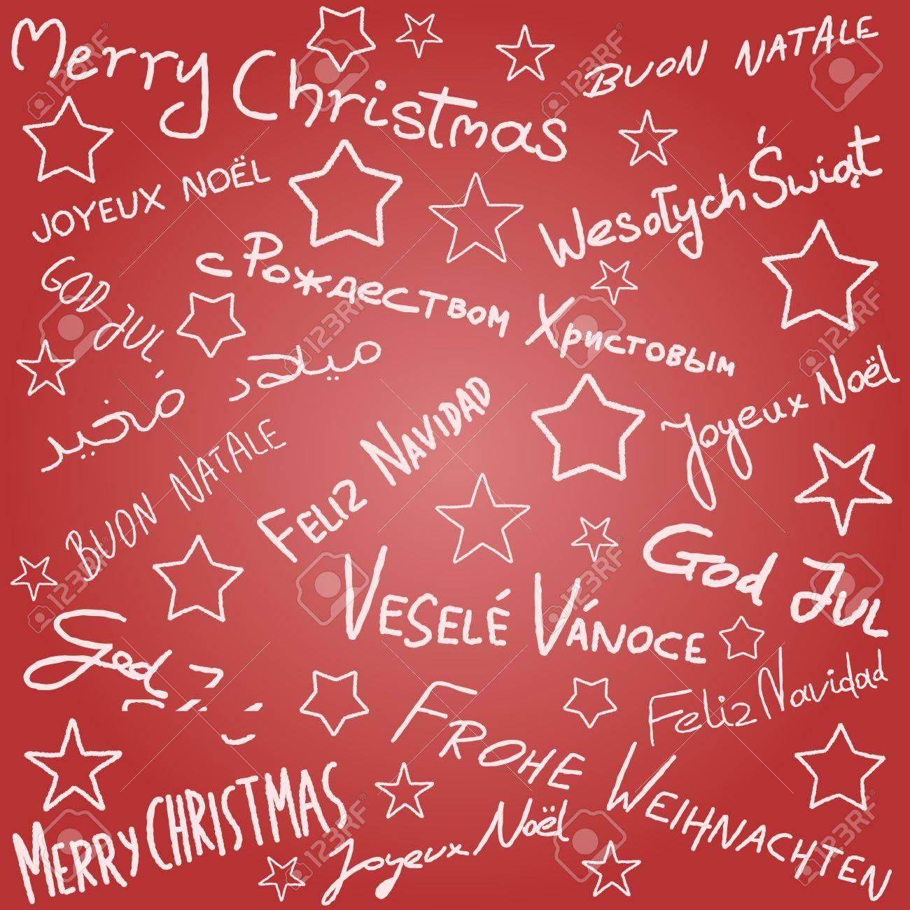 Frohe Weihnachten In Allen Sprachen.Frohe Weihnachten Fremdsprachen