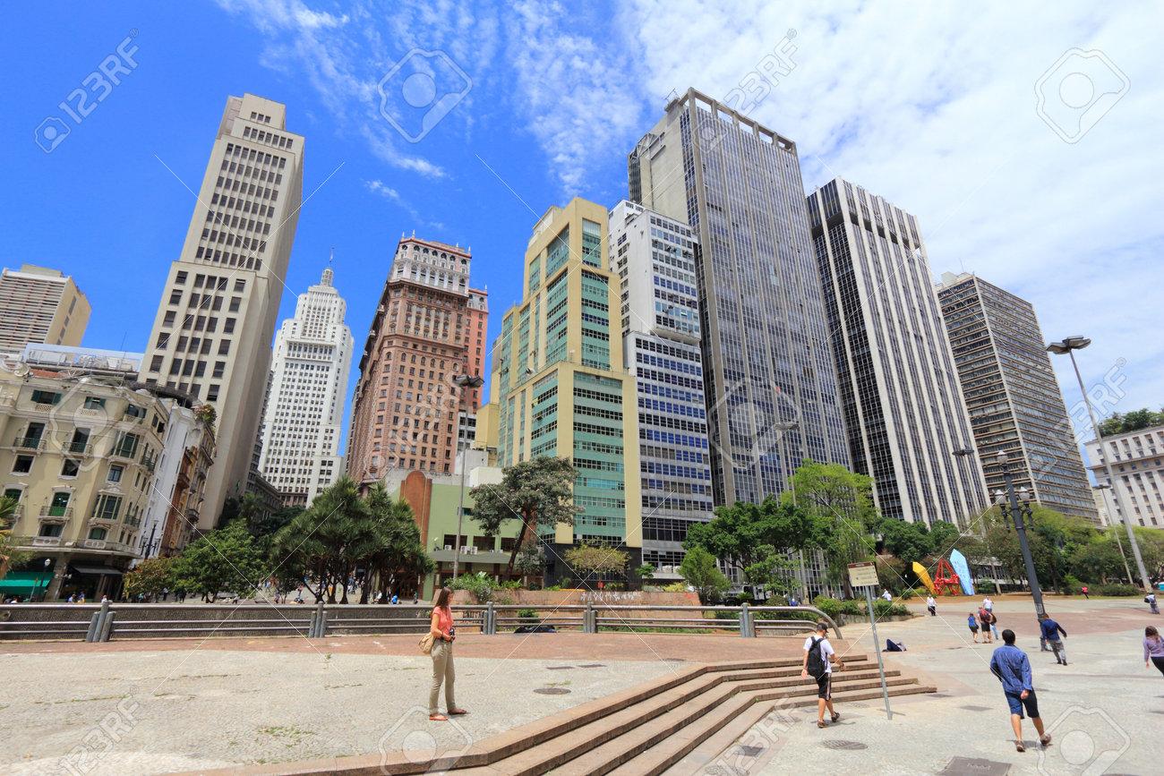 サンパウロ, ブラジル - 2014 年...