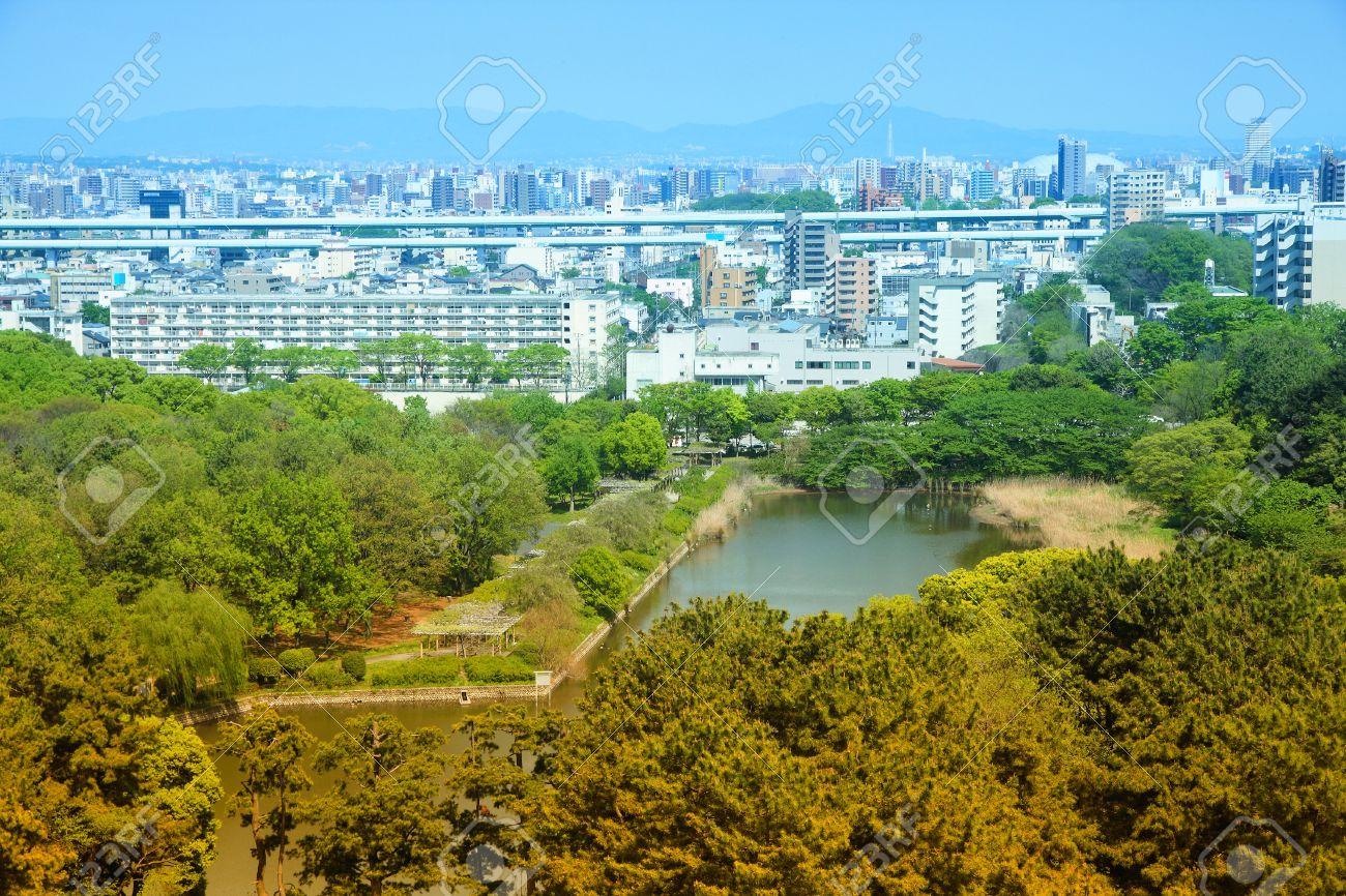 Nagoya Japan City In The Region Of Chubu In Aichi Prefecture