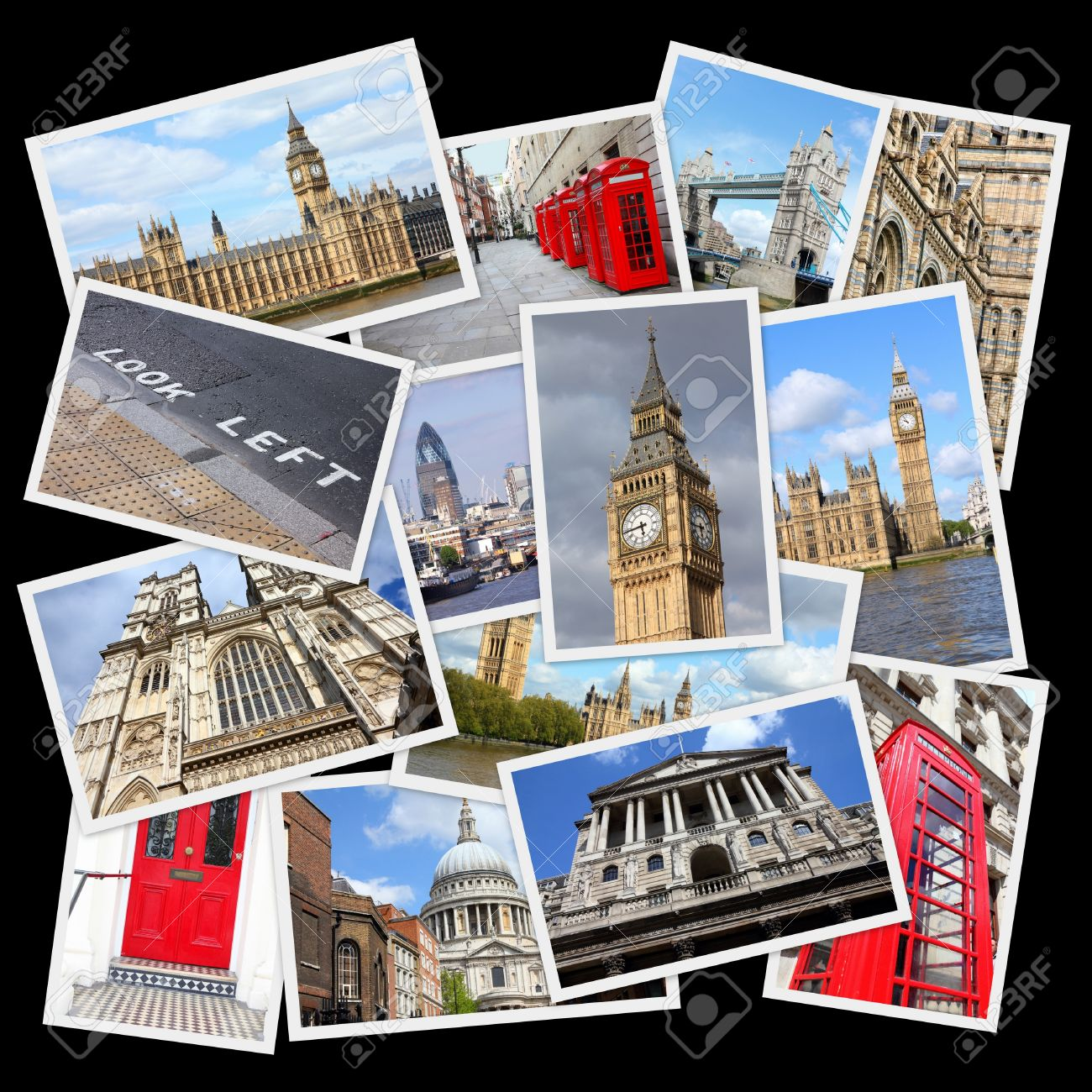 Image result for london collage