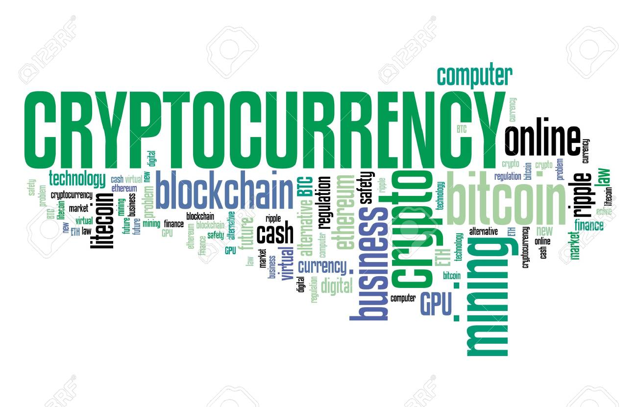 Cryptocurrency - virtual currencies concepts  Online cash mining
