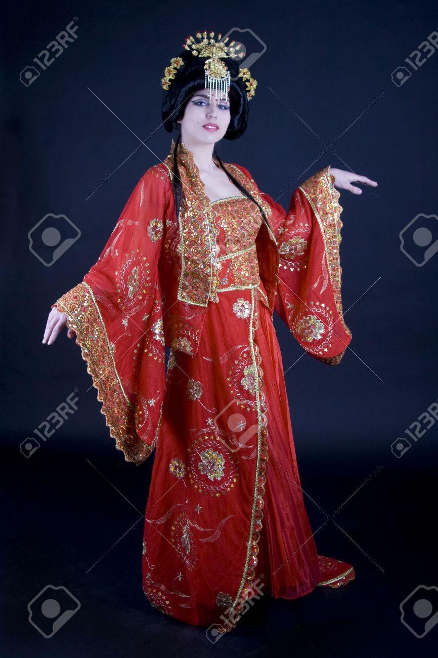 ペルシャ ドレス