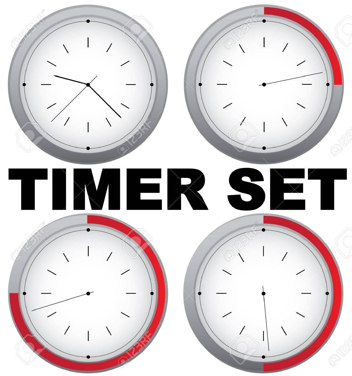 timer set for 15 minutes