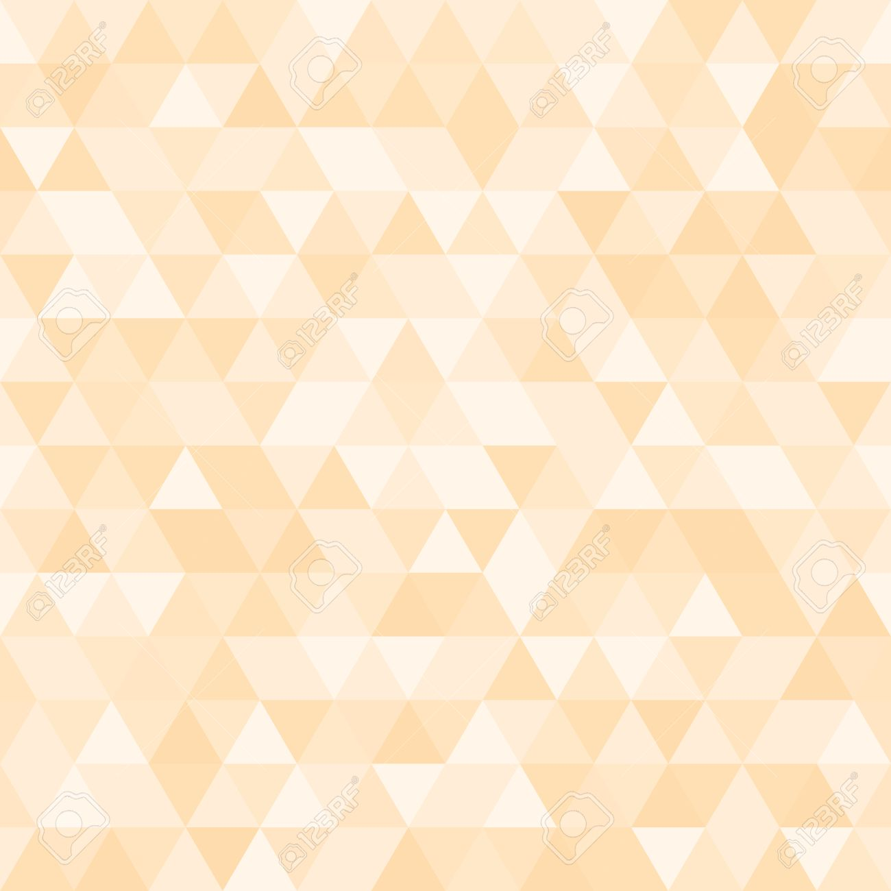 Geometric Vector Texture With Light Orange And Pink Triangles ... for Background Pattern Light Orange  300lyp