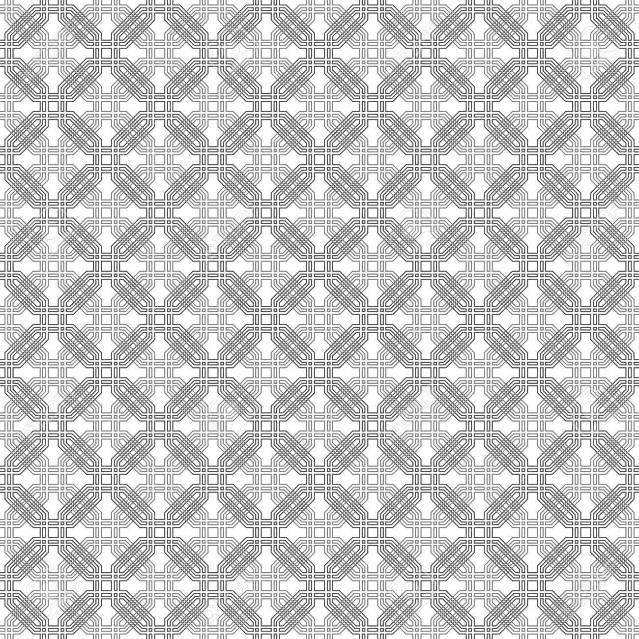 Geometrique Amende Motif Abstrait Avec Des Losanges Texture Moderne