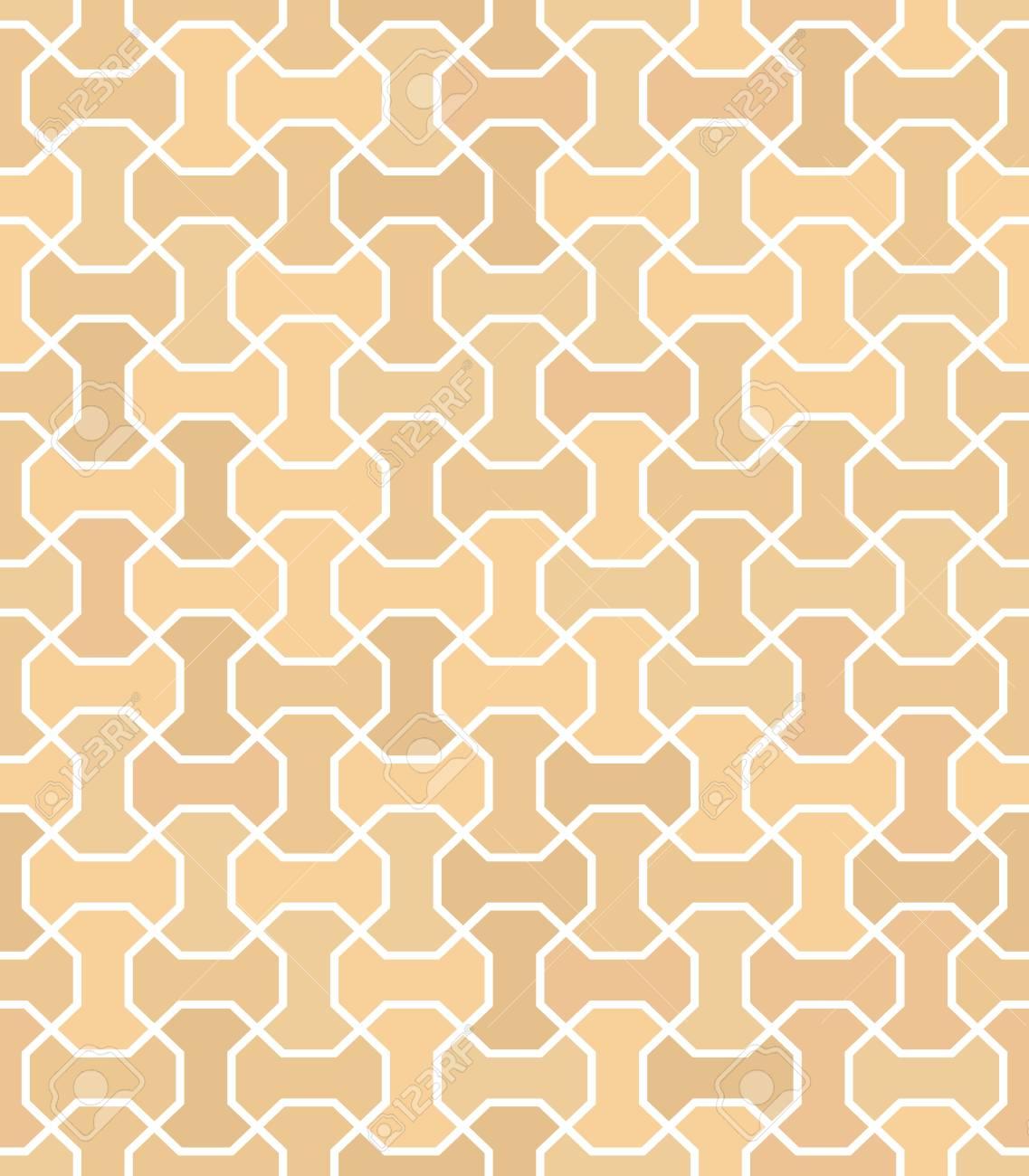 Geometrique Bien Abstrait Texture Moderne Sans Soudure Pour Papiers