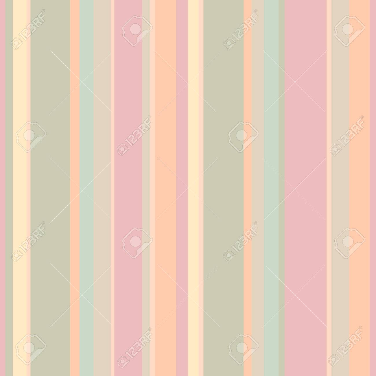 47427015 abstract vector pastel wallpaper with vertical strips seamless colorful background