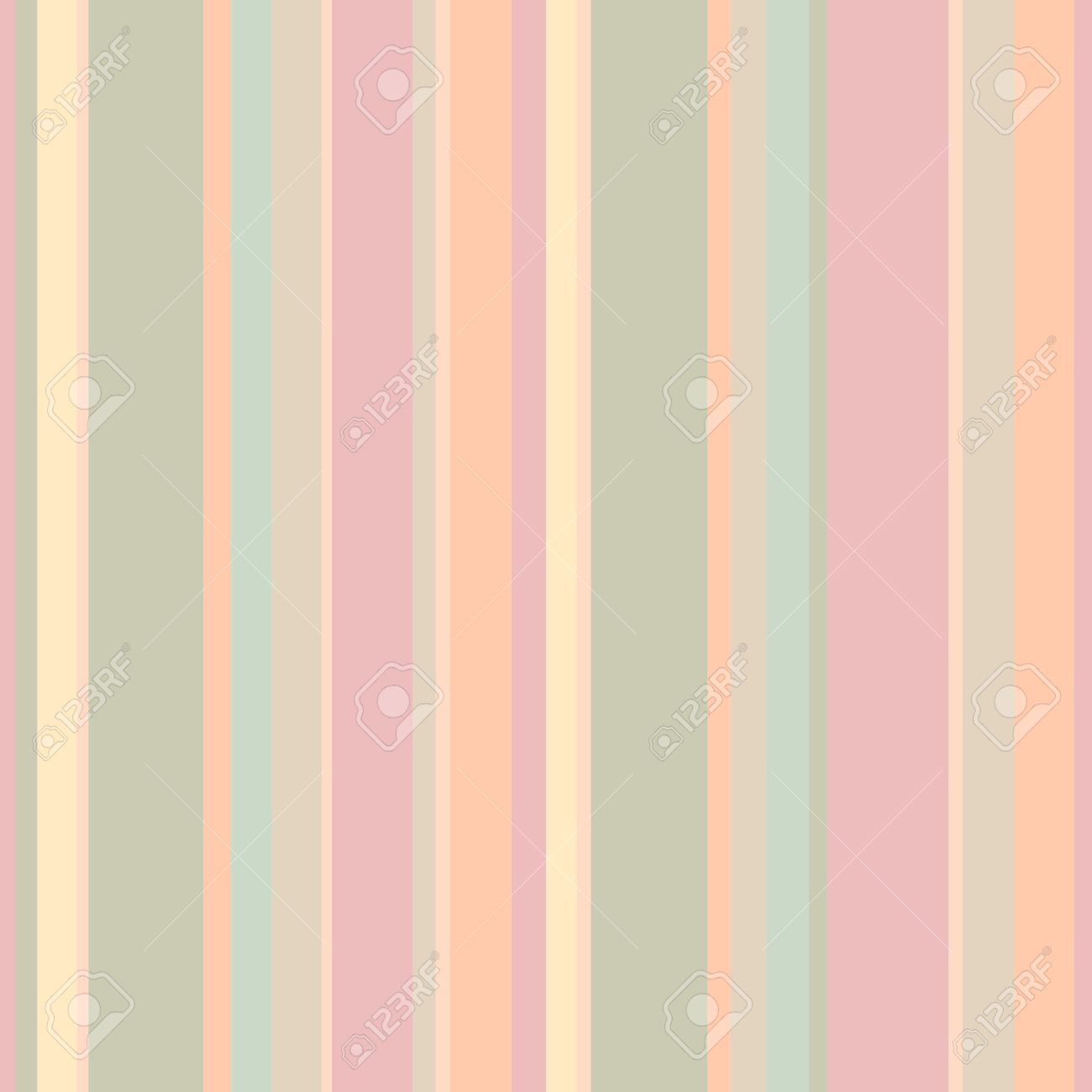 Abstract pastel wallpaper with vertical strips. Seamless colorful background Stock Photo - 51915628