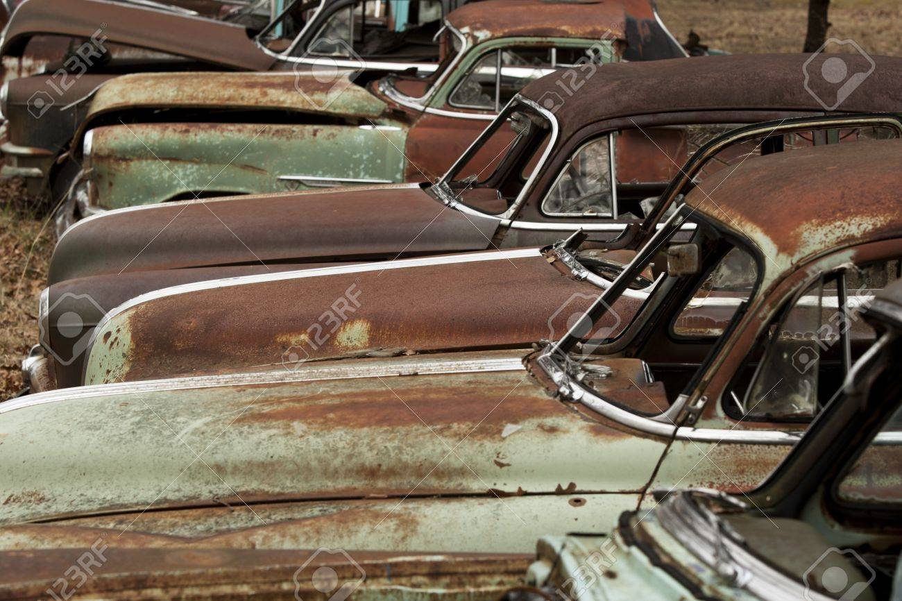 Vintage Automobiles Stock Photo, Picture And Royalty Free Image ...