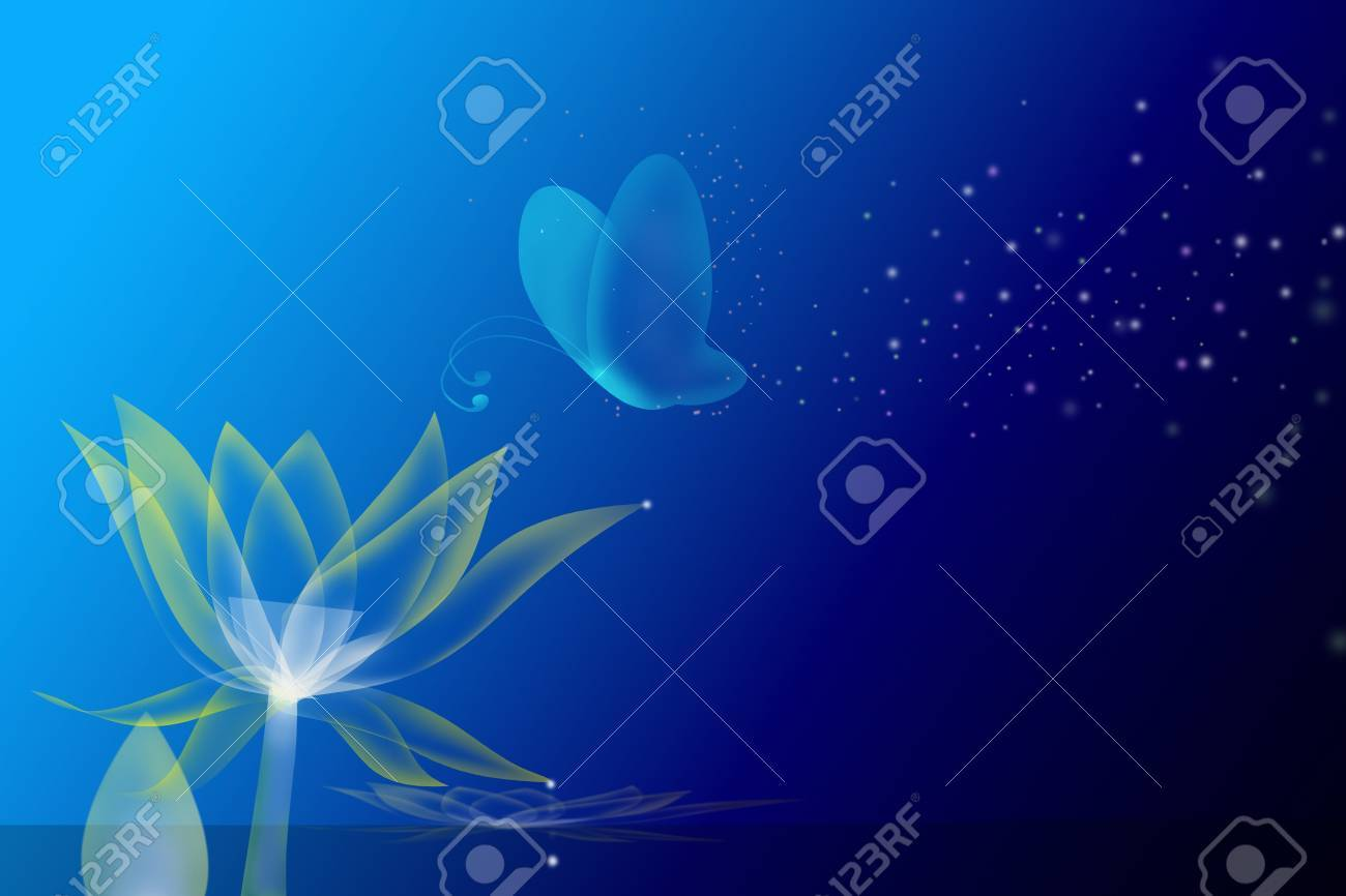 Painting a butterfly in a dream Stock Photo - 16164318