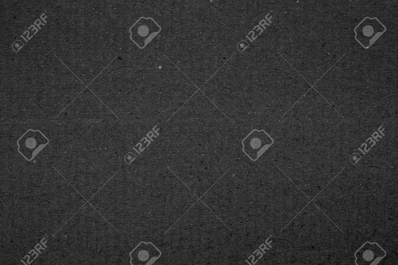 black cardboard texture surface - 37306469