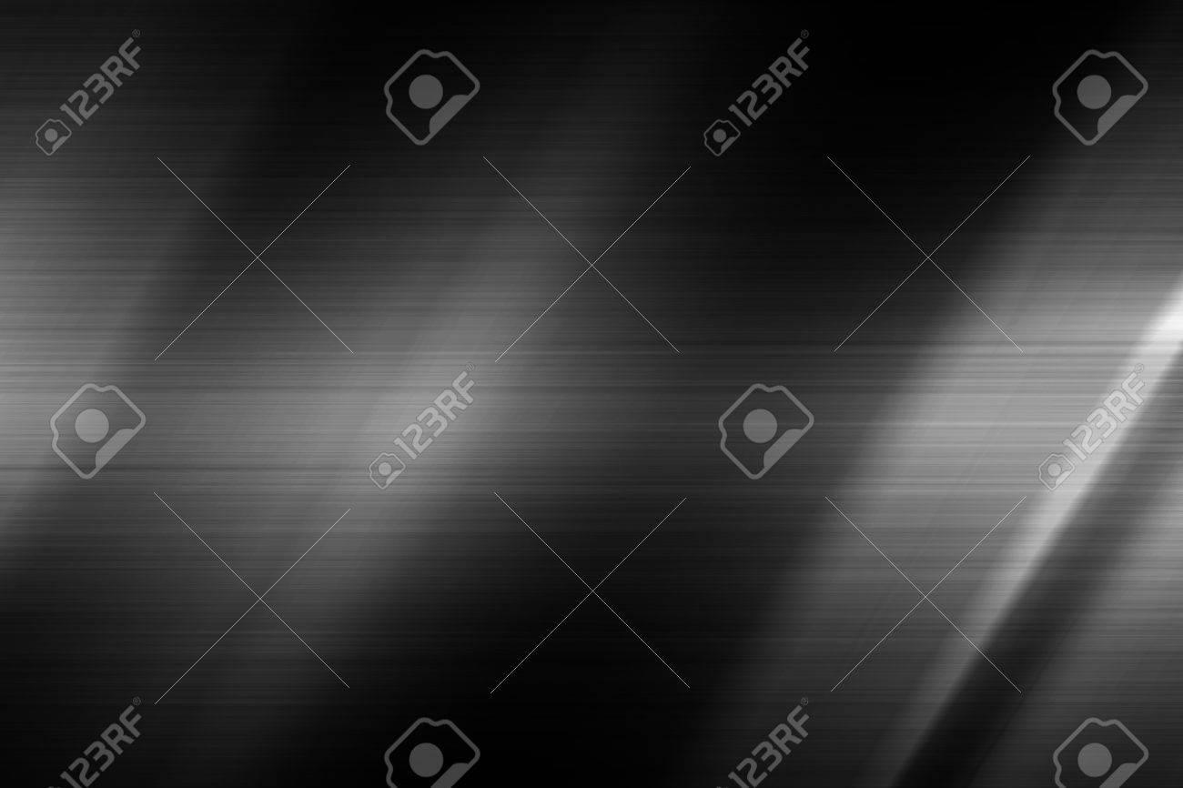 Light on black steel texture - 37306950