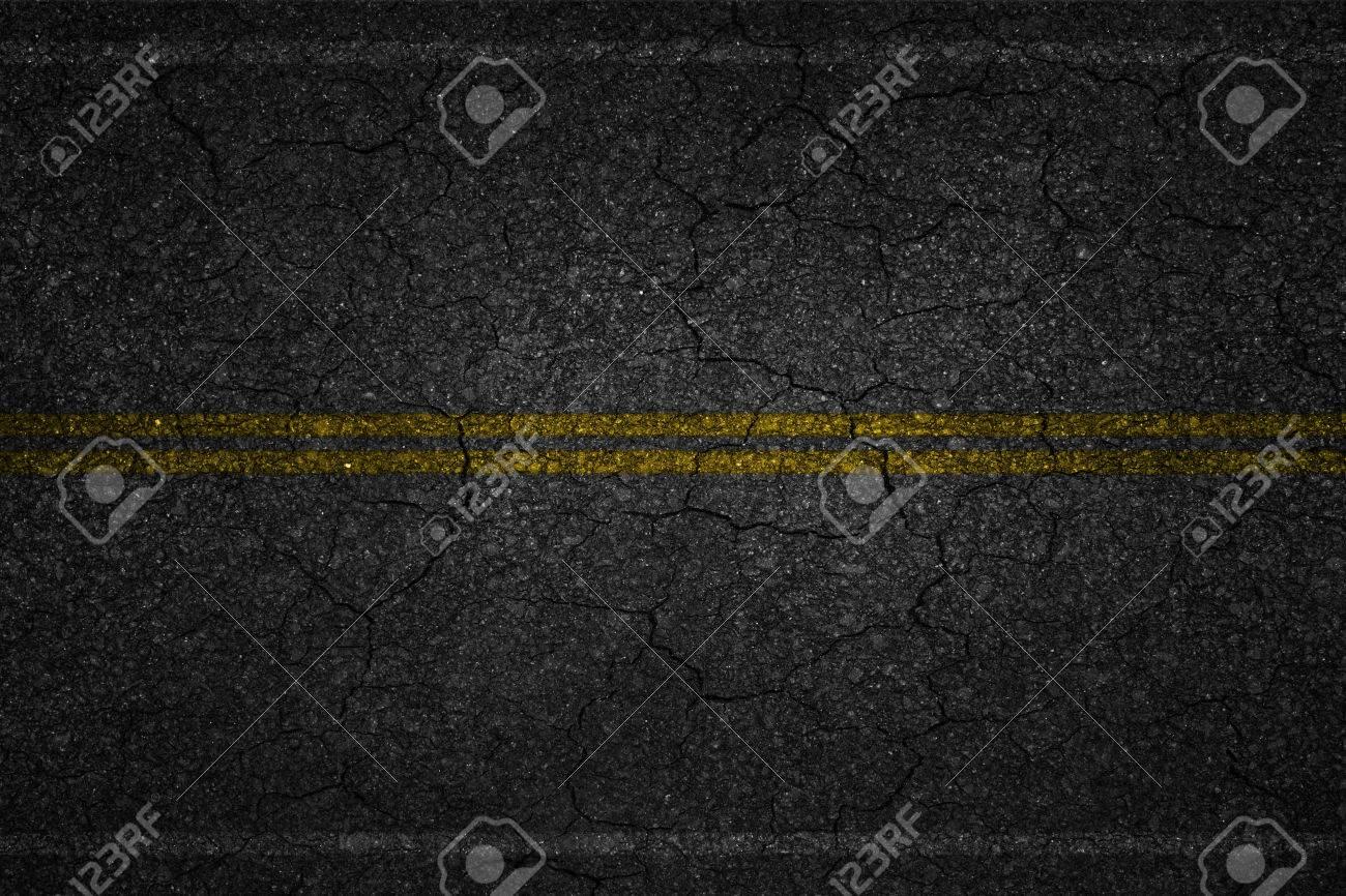 Crack road background - 43314900