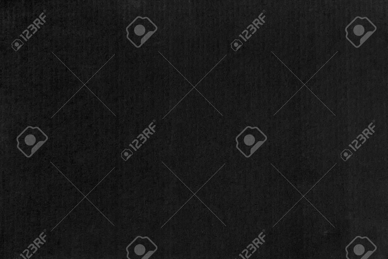 Black paper cardboard texture - 43314938