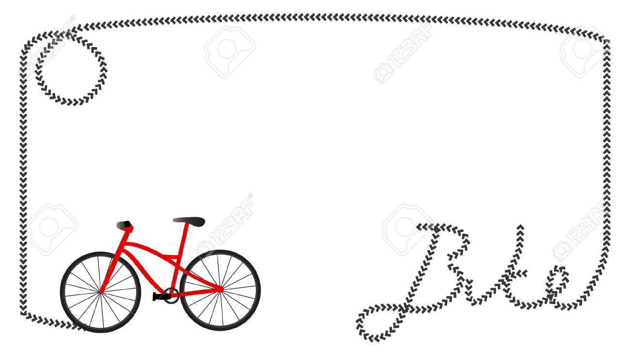 Bike frame Stock Vector - 11043511