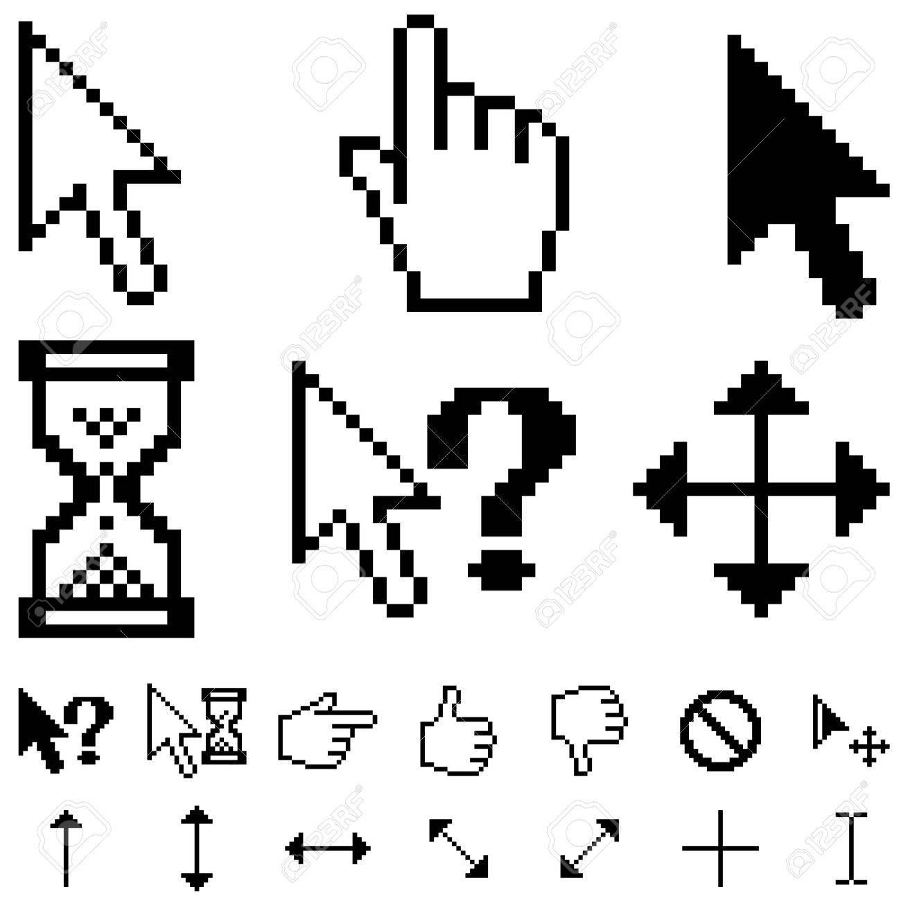 Как поменять курсор мыши на виндовс 7 с помощью контекстного меню