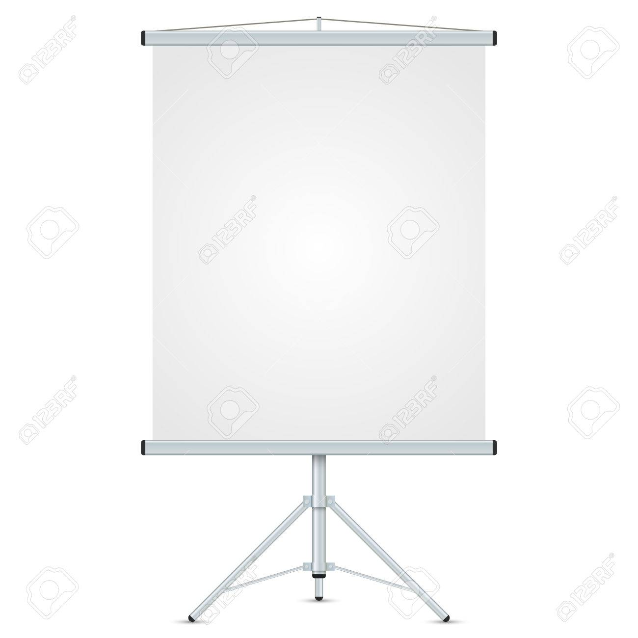 Whiteboard template whiteboard doodles a powerpoint template from office blank whiteboard vector template isolated on white toneelgroepblik Choice Image