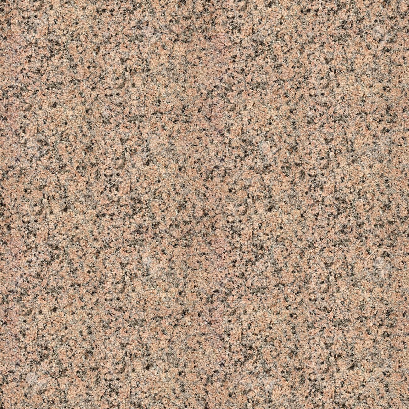 . Seamless Granite Stone Smooth Surface Texture  Hard Granite Block