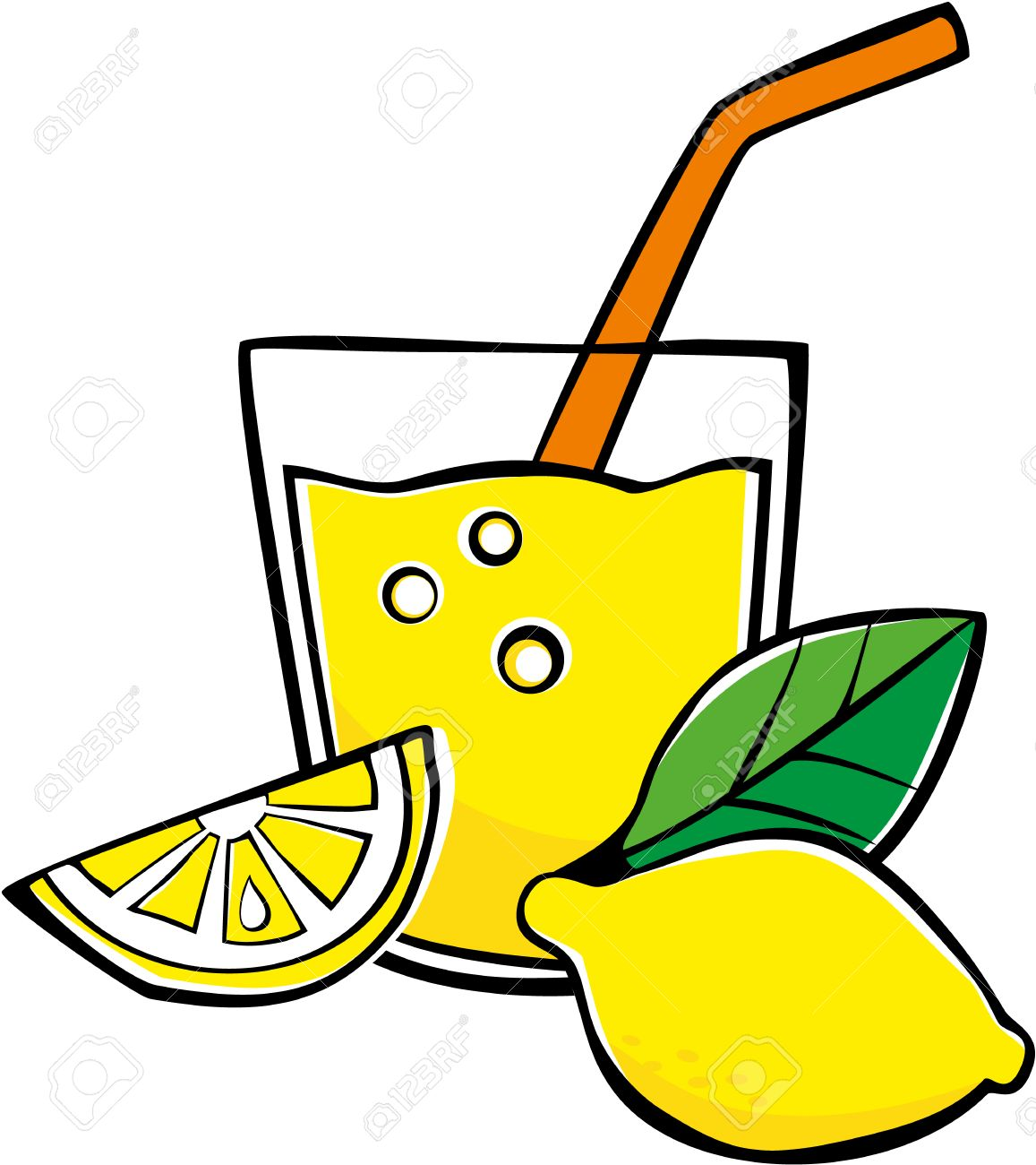 glass with lemonade and lemons royalty free cliparts vectors and rh 123rf com lemonade clip art printable free lemonade clipart free