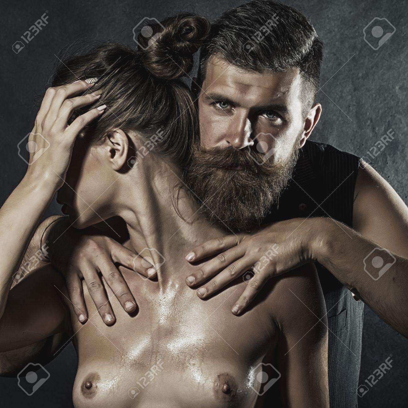 BDSM-Workshop nrw Fotografie nacktes Paar Orgasmus