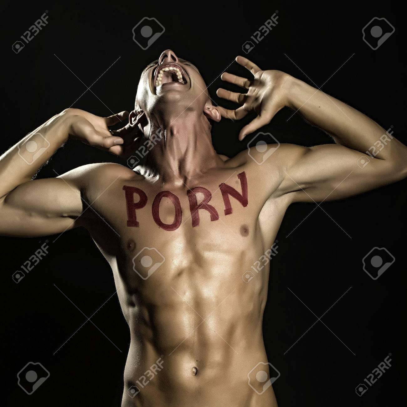 Modèle porno masculin