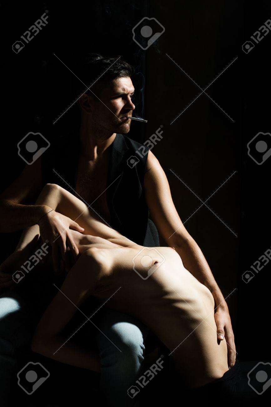 Big cock crawl away