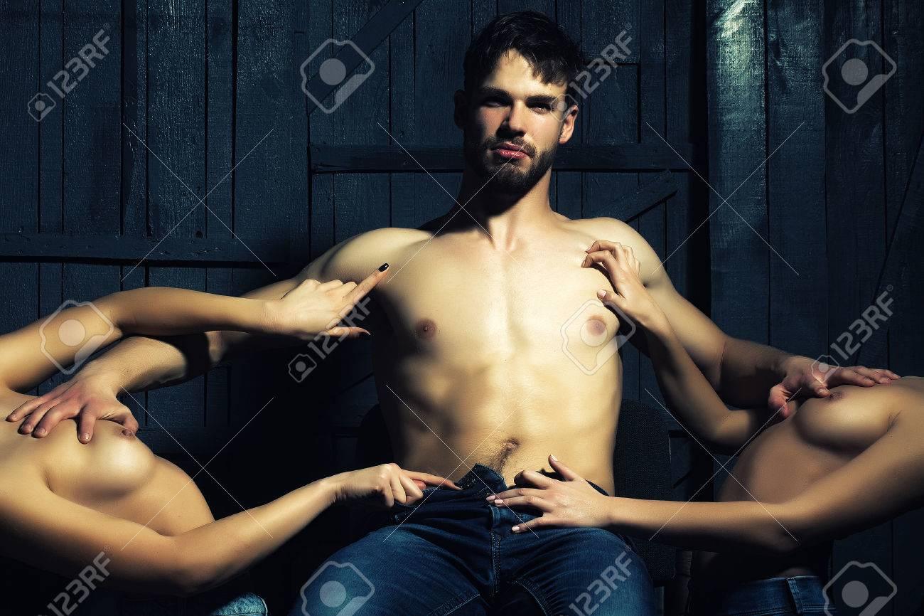 Hot naked black girl models