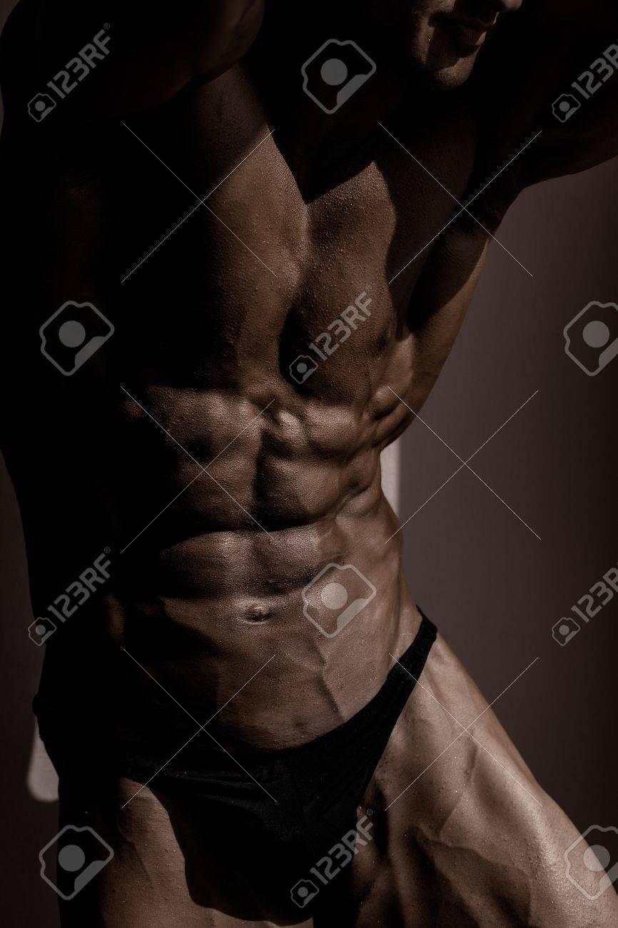 Hot skinny nude guys