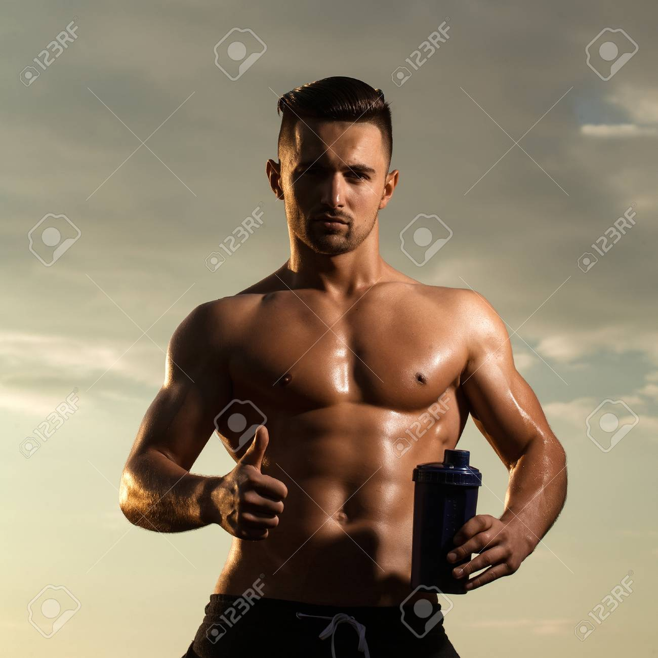 Junge nackt sport foto pic 95