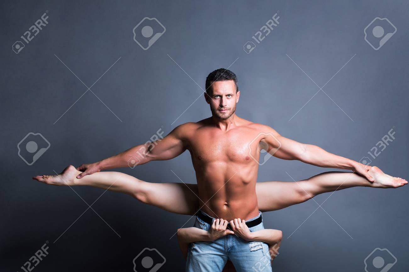 mujer musculosa busca hombre