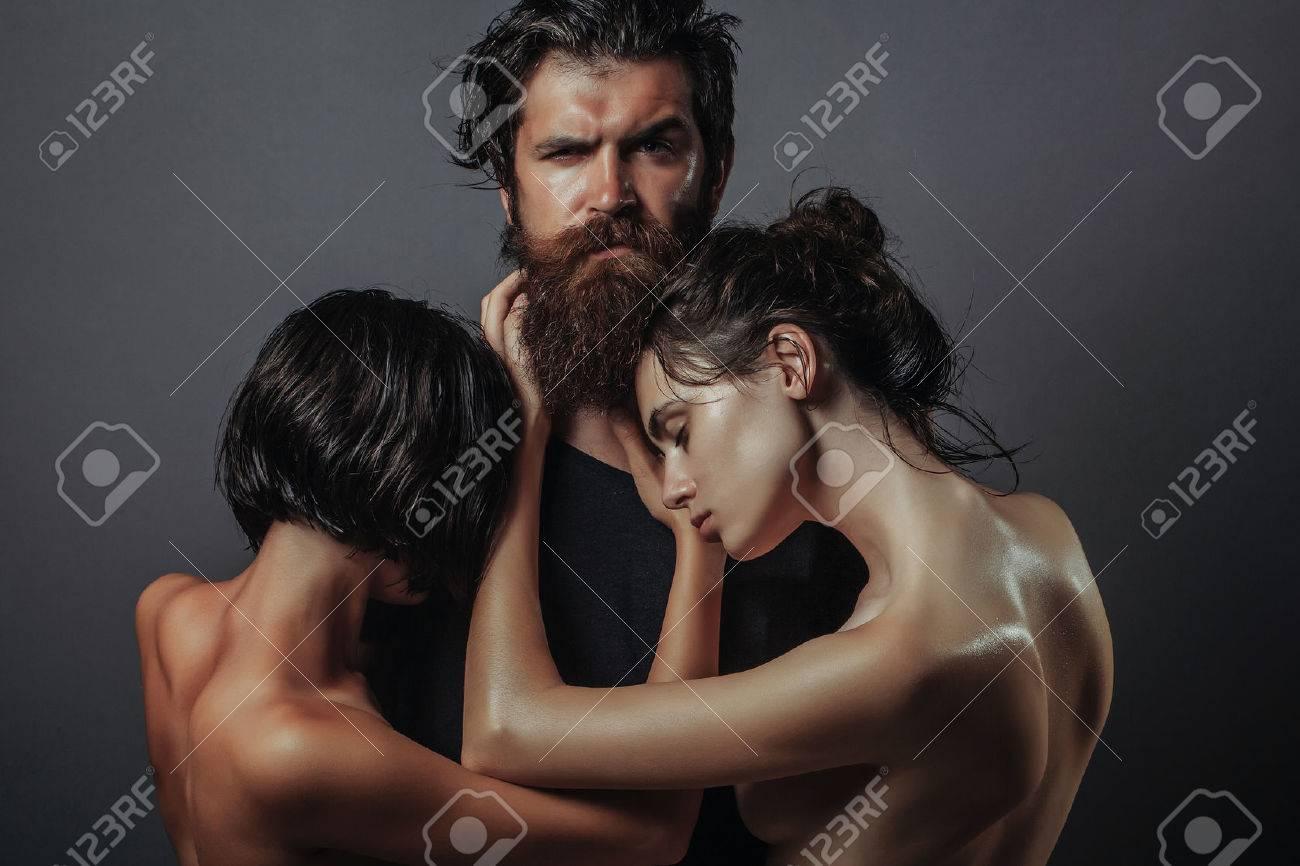 Legs spreaded and having sex