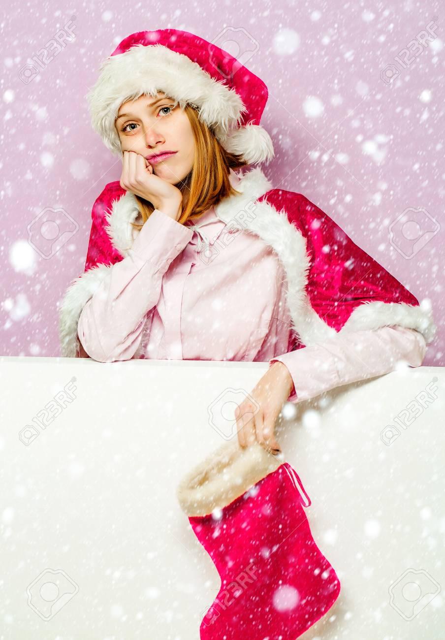 Santa claus busca una chica para que sea su mujer [PUNIQRANDLINE-(au-dating-names.txt) 38