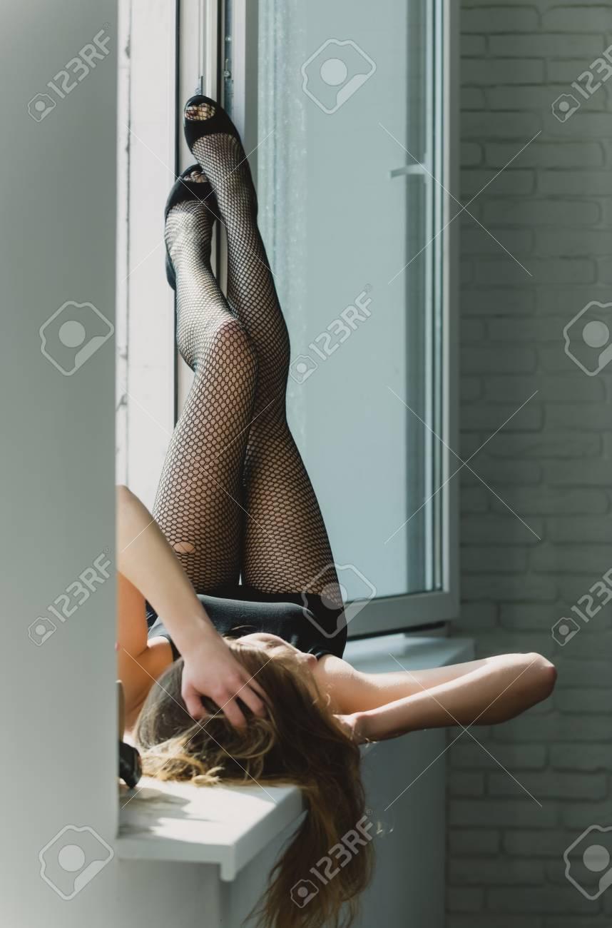 Best erotica free leg stocking