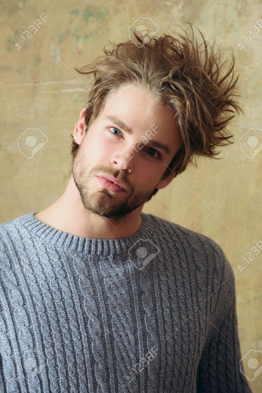 Bart und frisur