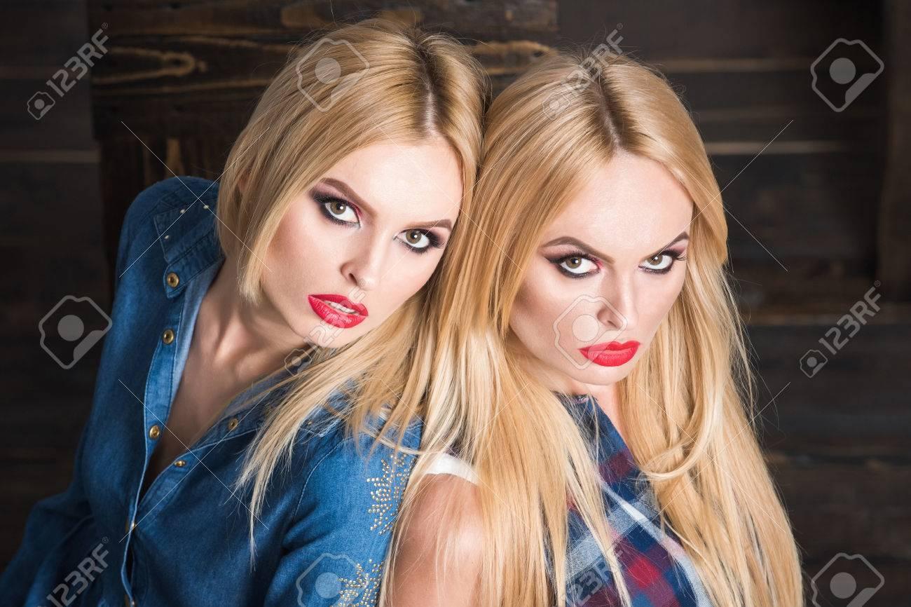 Blonde Lesbian Ass Eating