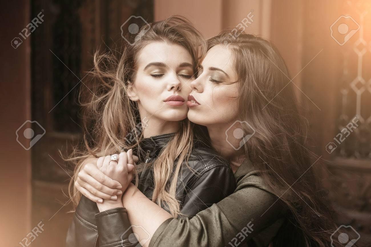 Lesbian long vids