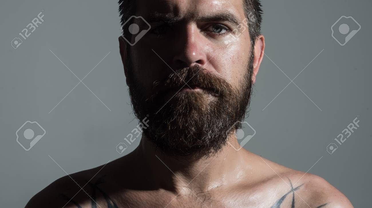 Serious face guy naked pic 569