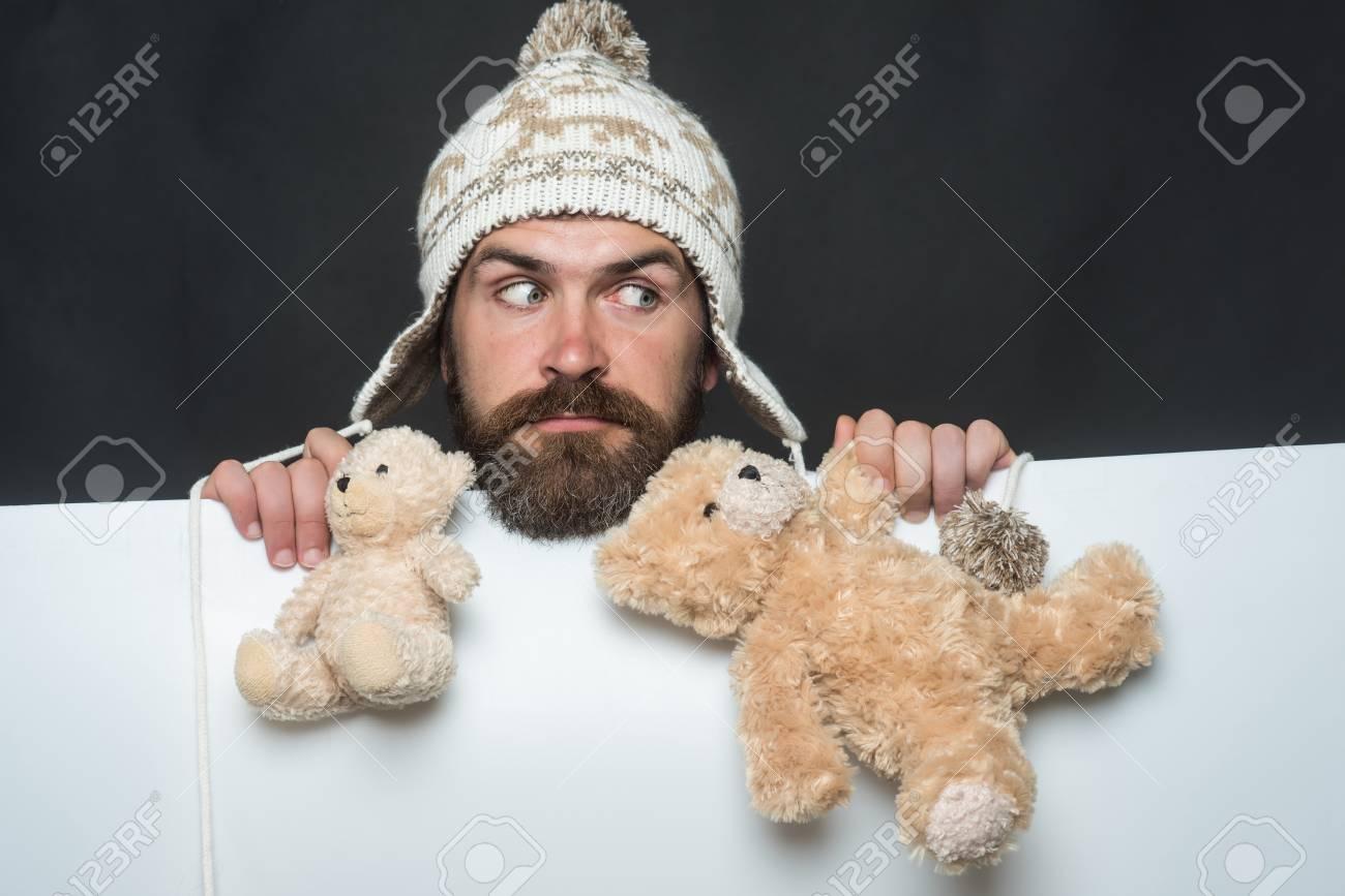 Black guy stuffing white dude