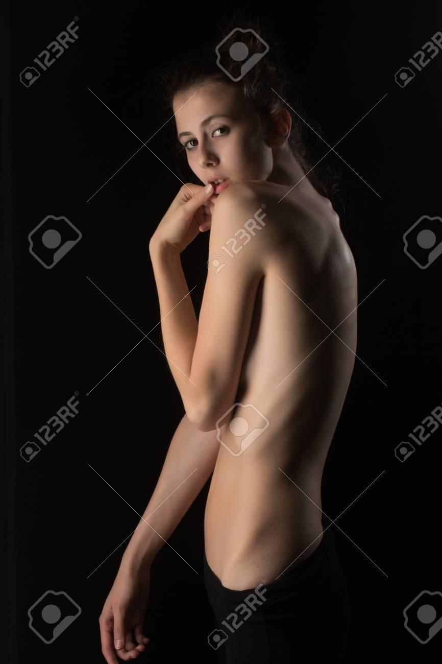 savoureux Ebony Teen Porn