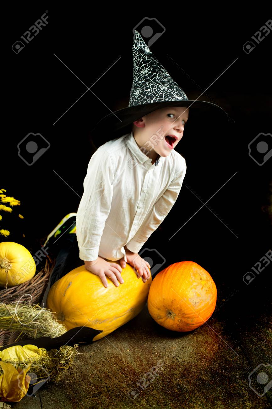 halloween childs Spider Web Witches Hat