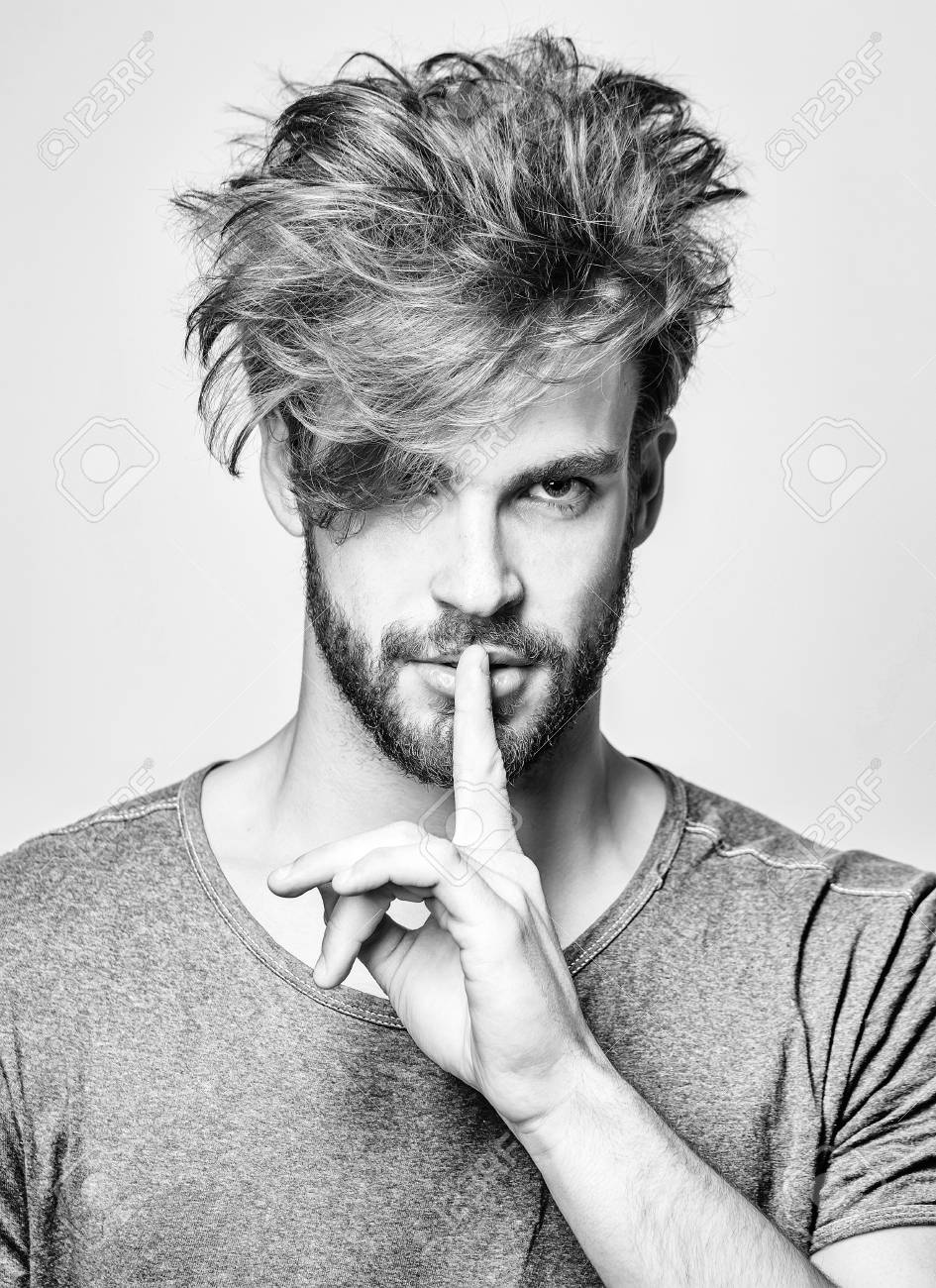 Tattooed Man With A Beard Love His Hair Too Men S Style Bearded Styles And Tattoo