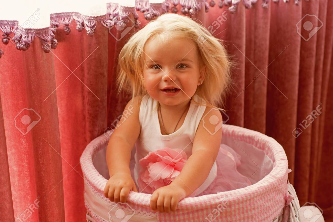 In Her Own Style Hair Salon For Kids Little Girl With Long
