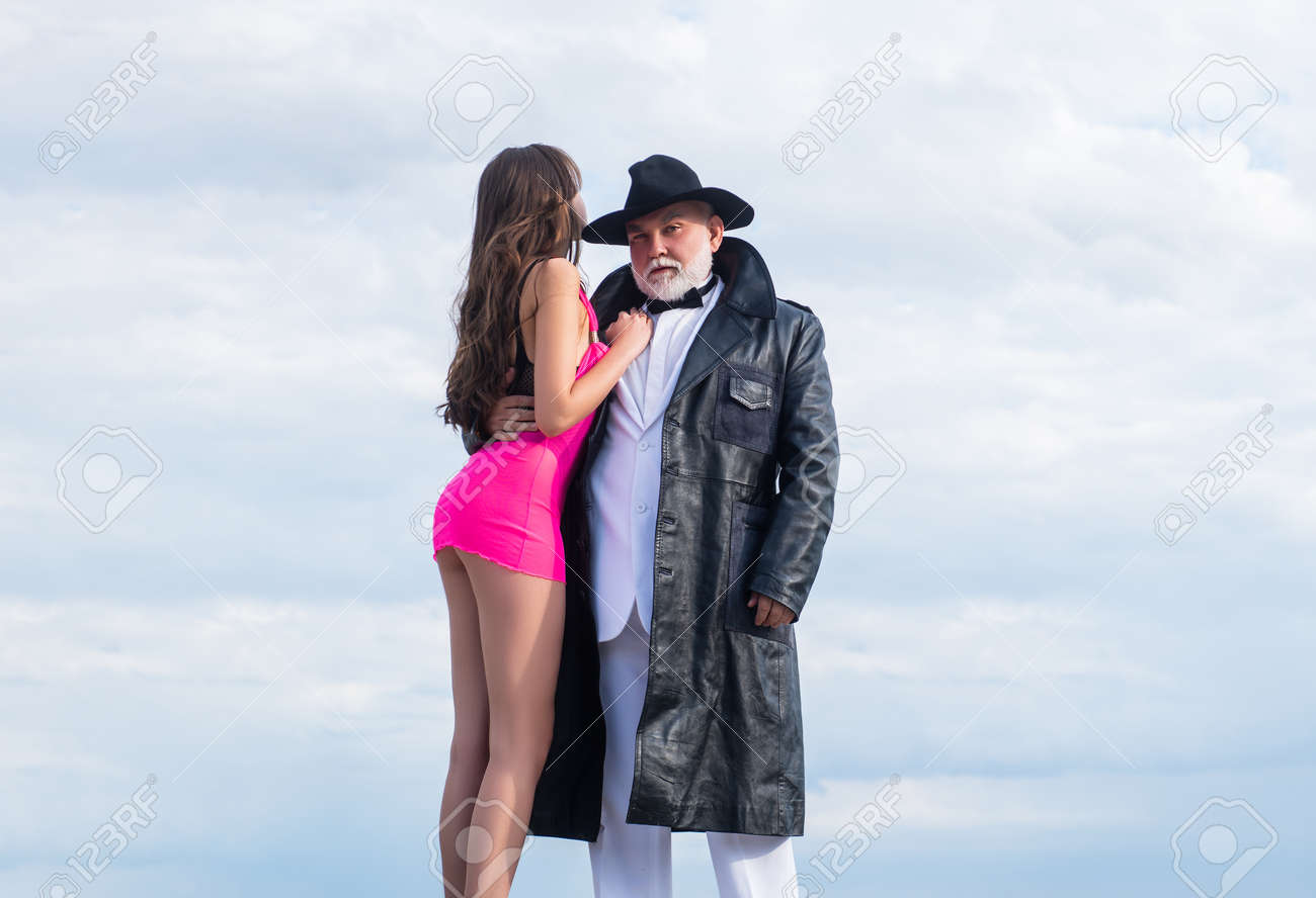 Old Man Licking Young Girl