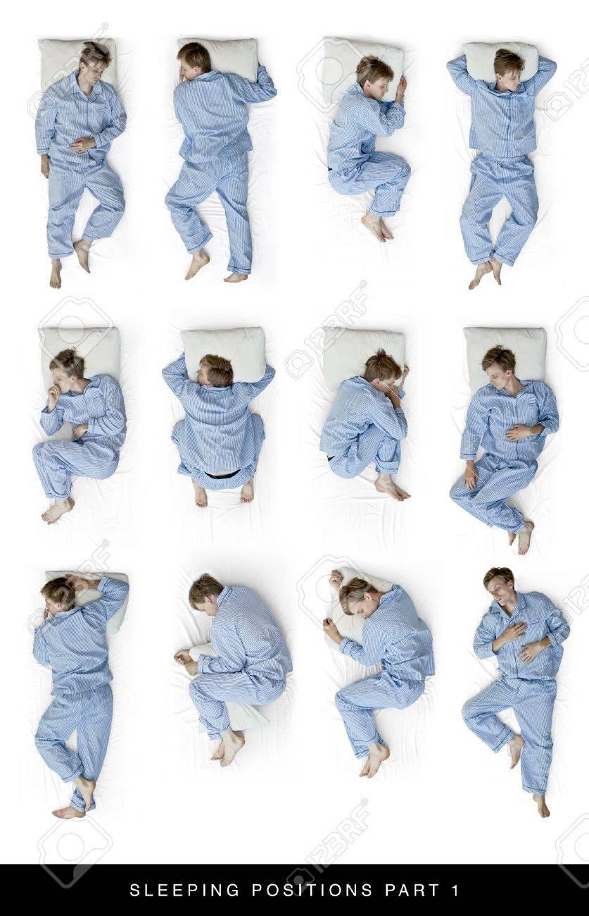 Sleeping Position Stock Photos Images. Royalty Free Sleeping ...