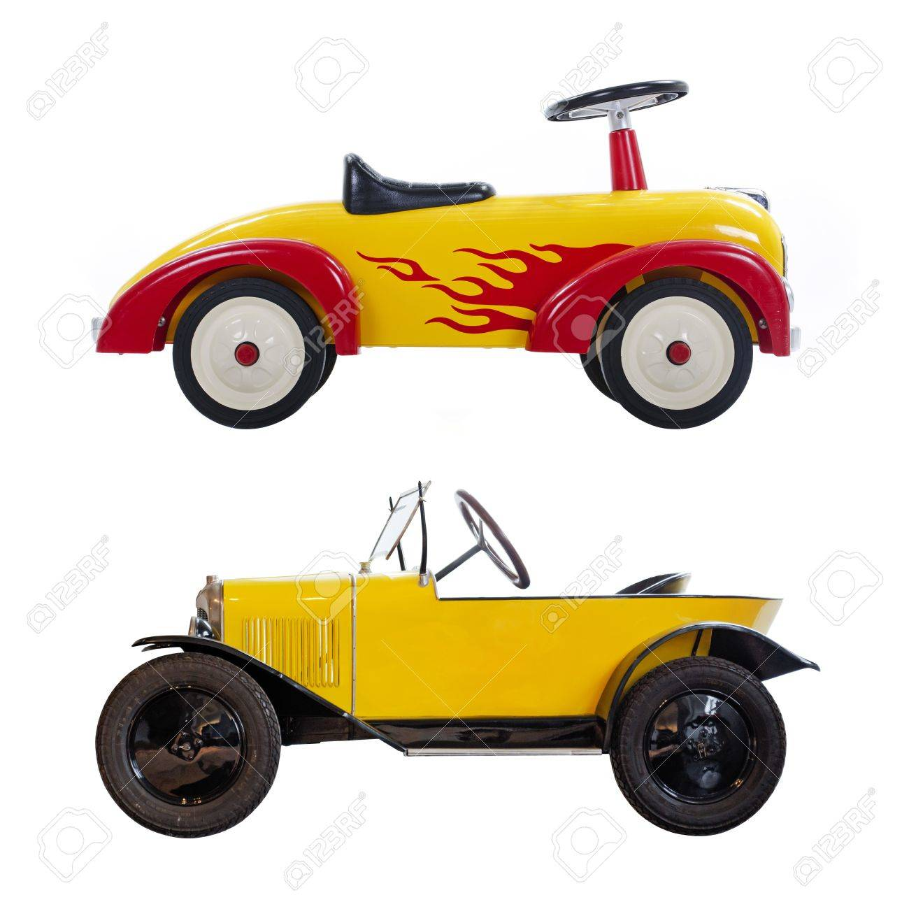 Toy car for toddler Stock Photo - 19587714