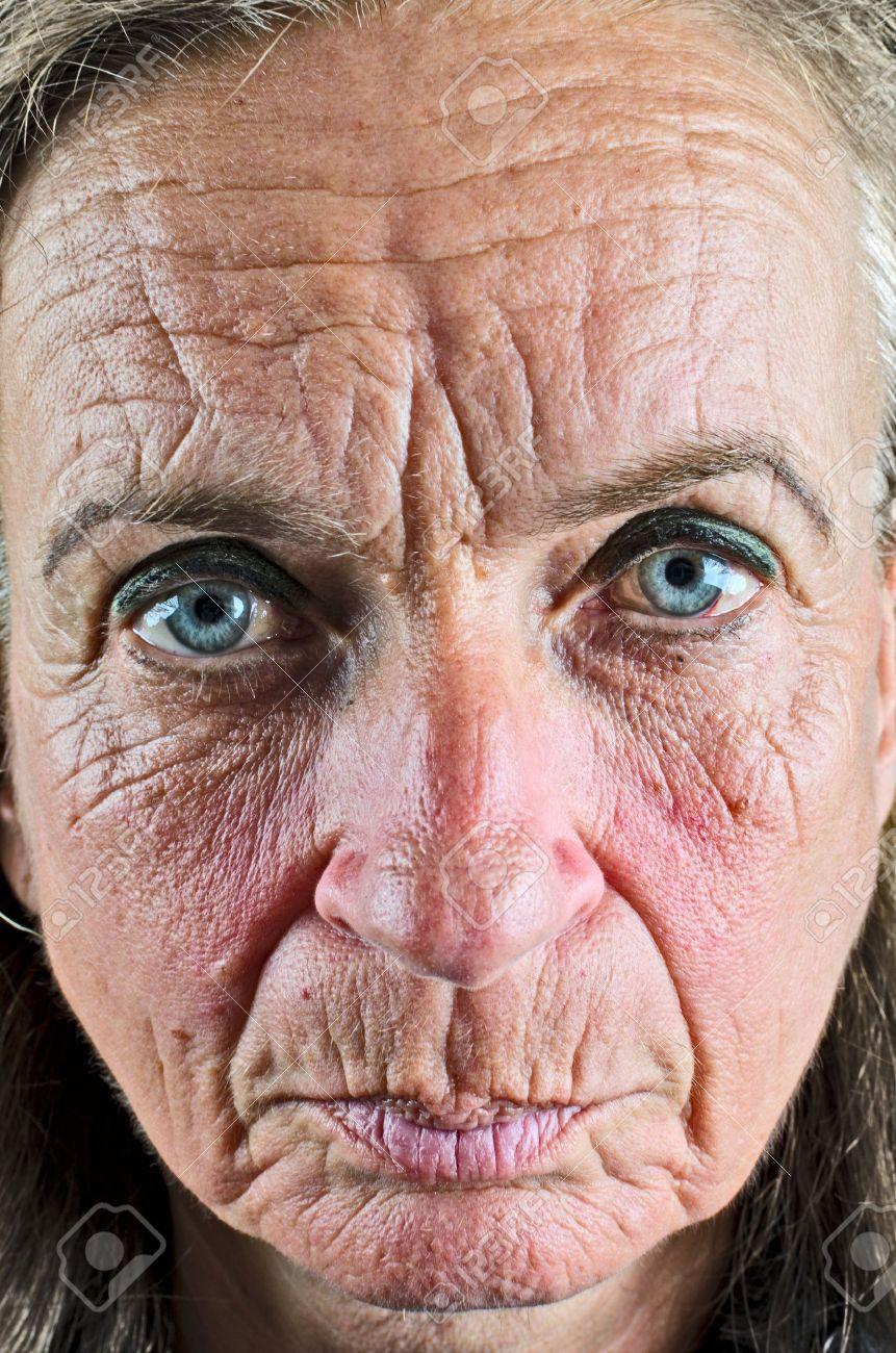 Экстрим старых женщин 17 фотография